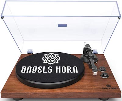 ANGELS HORN Bluetooth Record Player