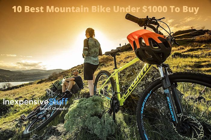 Best Mountain Bikes Under $1000 Review