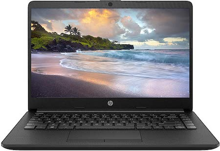 HP 14 inch HD Laptop Newest for Business and Student