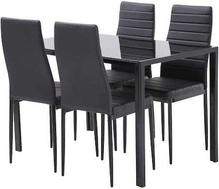 FDW Dining Table Set Dining Table Dining Room Table Set for Small Spaces Kitchen